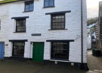 Thumbnail 2 bed end terrace house to rent in Lower Chapel Street, Looe