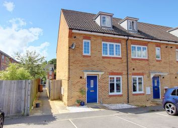 Thumbnail 3 bed town house for sale in Knights Grove, North Baddesley, Hampshire