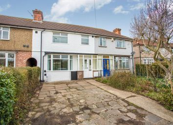 Thumbnail 3 bed terraced house to rent in Sipson Road, Sipson, West Drayton
