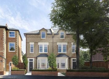 Thumbnail 4 bedroom semi-detached house for sale in Park Road, Kingston Upon Thames