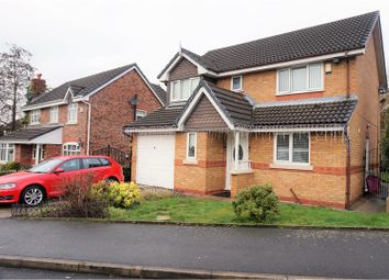 Thumbnail 4 bed detached house for sale in Ashbury Drive, St. Helens