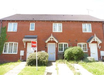 Thumbnail 2 bed terraced house to rent in Holyoke Grove, Whitnash, Leamington Spa