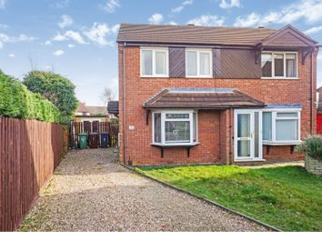 Thumbnail 2 bedroom semi-detached house for sale in Chedworth Road, Lincoln