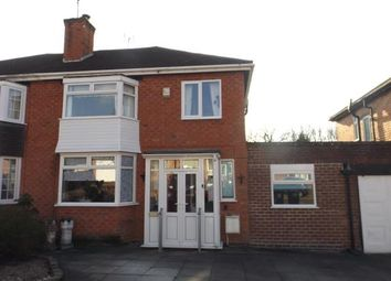 Thumbnail 3 bed semi-detached house for sale in Senneleys Park Road, Northfield, Birmingham, West Midlands