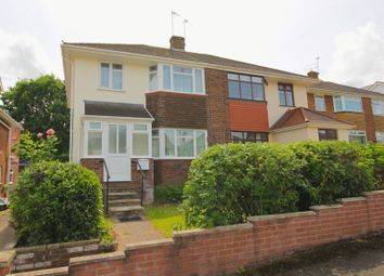 Thumbnail 3 bedroom semi-detached house for sale in The Fairway, Cardiff