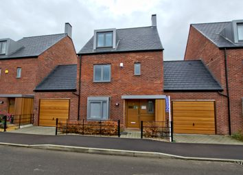 Thumbnail 4 bedroom detached house for sale in Charger Road, Trumpington, Cambridge