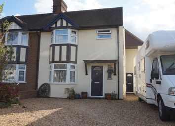 Thumbnail 3 bedroom semi-detached house for sale in Station Road, Henlow