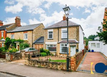 Thumbnail 3 bed detached house for sale in High Street, Hanslope, Milton Keynes