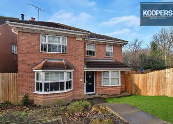 4 bed detached house for sale in Newlyn Drive, South Normanton, Alfreton DE55