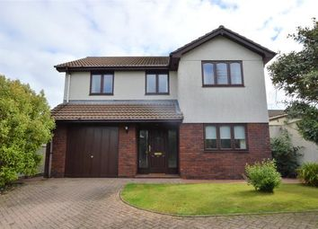 Thumbnail 4 bed detached house for sale in Porth Way, Newquay, Cornwall