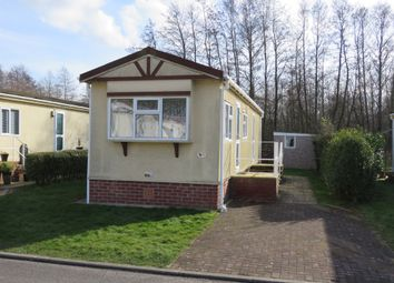 Thumbnail 1 bed mobile/park home for sale in Stuston Road, Diss