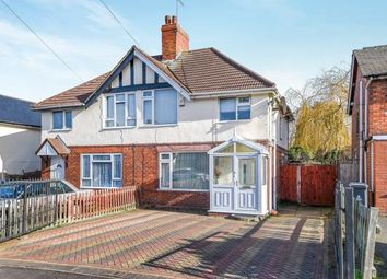 Thumbnail 3 bed semi-detached house for sale in Blackthorne Road, Delves, Walsall, West Midlands