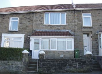 Thumbnail 3 bed terraced house to rent in Wood Street, Cilfynydd, Pontypridd