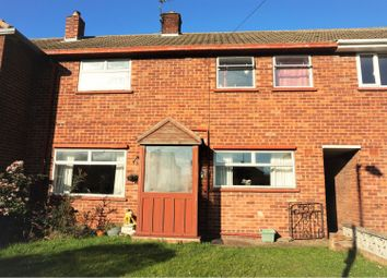 Thumbnail 3 bed terraced house for sale in Hill Side, Tuxford, Newark
