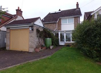 Thumbnail 3 bed detached house for sale in Hookhams Lane, Renhold, Bedford, Bedfordshire