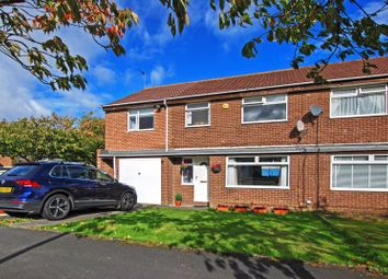 Thumbnail 5 bed semi-detached house for sale in Dymock Court, Newcastle Upon Tyne