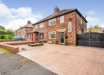 Thumbnail 3 bed semi-detached house for sale in Cecil Drive, Eccleston, St. Helens, Merseyside