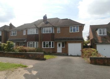 Thumbnail 4 bed semi-detached house for sale in Longdon Drive, Four Oaks, Sutton Coldfield