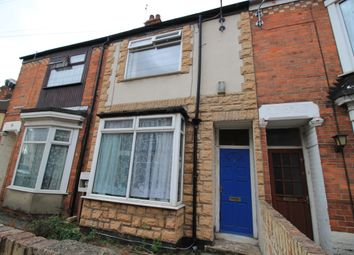 Thumbnail 3 bed terraced house to rent in Riversdale, Hull