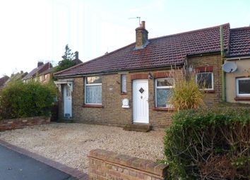 Thumbnail 2 bed semi-detached bungalow for sale in Woolwich Road, London