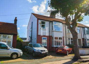 Thumbnail 2 bed semi-detached house for sale in North Avenue, Southend-On-Sea, Essex
