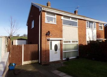 Thumbnail 3 bedroom semi-detached house for sale in Nant Eos, Holywell, Flintshire, North Wales
