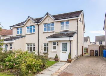 Thumbnail 3 bed property for sale in Chuckethall Road, Livingston