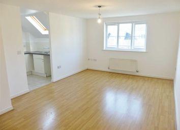 Thumbnail 2 bed flat to rent in Alconbury Close, Borehamwood, Herts