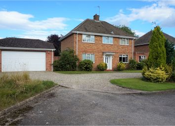 Thumbnail 4 bed detached house for sale in Tennal Drive, Birmingham