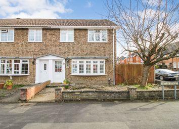 Thumbnail 3 bed end terrace house for sale in Netley Street, Farnborough, Hampshire