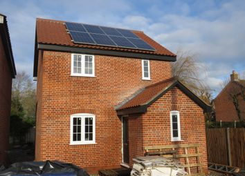Thumbnail 3 bed detached house for sale in The Street, Hindolveston, Dereham