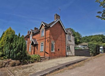 Thumbnail 3 bed detached house for sale in Dodford Road, Bournheath, Bromsgrove