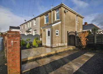 Thumbnail 2 bed end terrace house for sale in Glanffrwd Avenue, Ebbw Vale