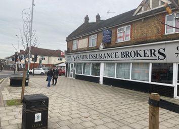 Thumbnail Retail premises for sale in Rush Green Road, Rush Green, Romford