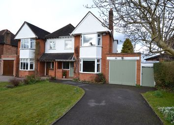 Thumbnail 4 bed semi-detached house for sale in Highfield Road, Moseley, Birmingham
