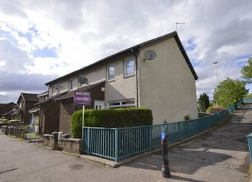 Thumbnail 2 bed end terrace house for sale in Queensland Drive, Glasgow