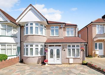 Thumbnail 6 bed semi-detached house for sale in Kenton Park Avenue, Queensbury, Harrow