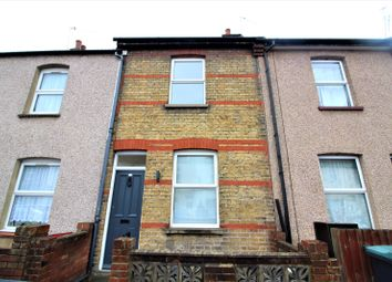 Thumbnail 2 bed terraced house to rent in Nelson Road, Northfleet, Kent