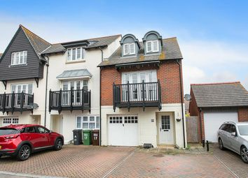3 bed end terrace house for sale in Admiralty Way, Eastbourne BN23