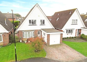 Thumbnail 3 bed detached house to rent in The Dell, Angmering, West Sussex