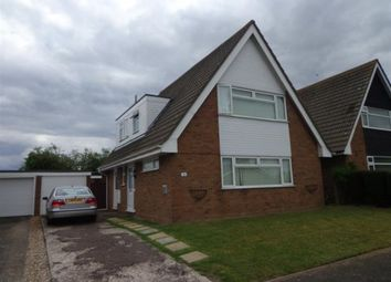 Thumbnail 3 bed property for sale in Caudle Avenue, Lakenheath, Brandon