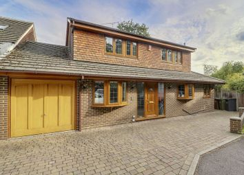 Thumbnail 5 bed detached house for sale in Heathpark Drive, Windlesham