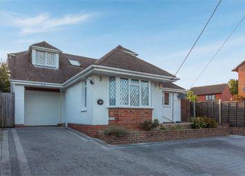 Thumbnail 3 bed detached bungalow for sale in Hawks Road, Hailsham, East Sussex