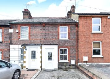 Thumbnail 2 bed terraced house for sale in Hallowell Road, Northwood, Middlesex