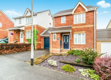 Thumbnail 3 bed link-detached house for sale in Bridle Close, Plympton, Plymouth