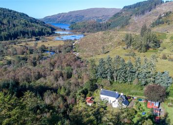 Thumbnail 6 bed property for sale in Glenhurich Lodge, Polloch, Glenfinnan, Inverness-Shire