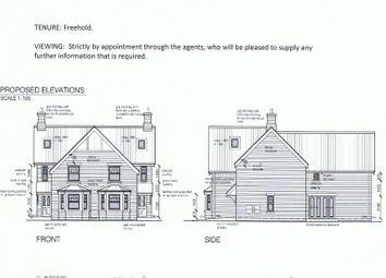 Thumbnail 4 bed semi-detached house for sale in Elm Avenue, Attenborough, Beeston, Nottingham