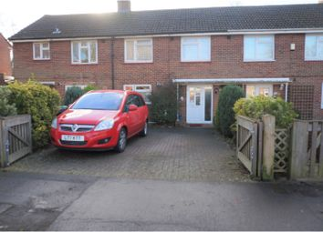 Thumbnail 3 bed terraced house for sale in Broadmere Avenue, Havant