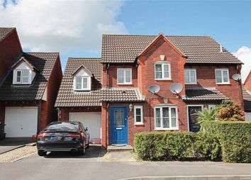 Thumbnail 3 bed semi-detached house for sale in Yeoman Way, Trowbridge