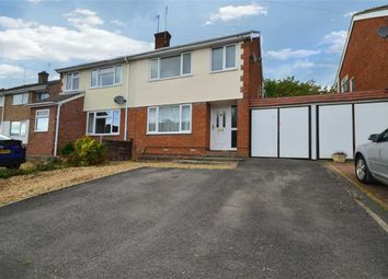 Thumbnail 4 bed semi-detached house for sale in Kingscote Road East, Cheltenham, Gloucestershire